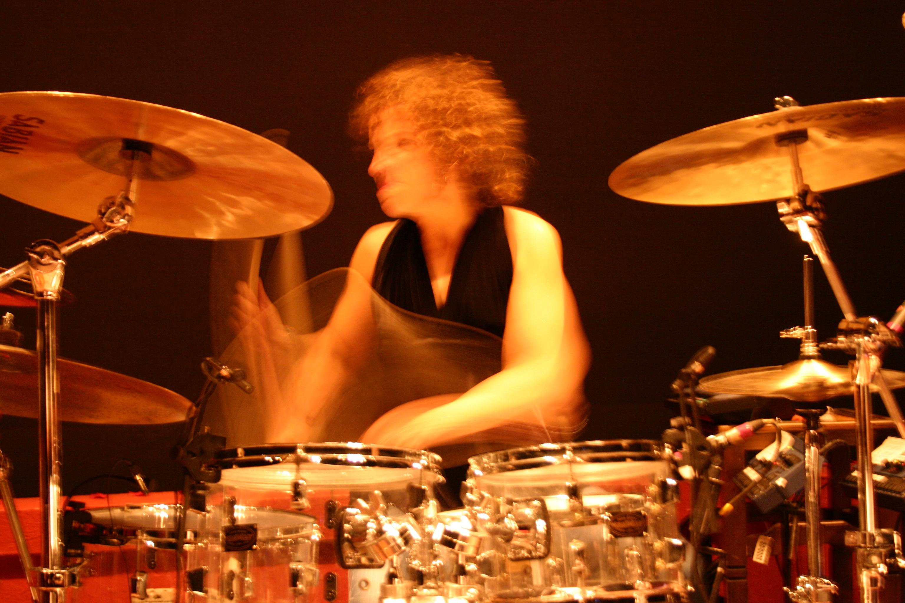 LaFrae Sci Drummer