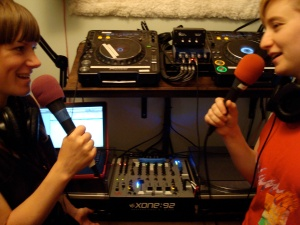 DJ's for Tom Tom Radio