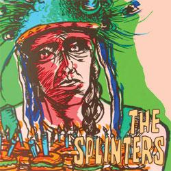 The Splinters brand new 7-inch!